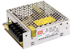 [Industrial power supply 12Vdc 3A Rail] G-PSI-12V3A (copia)